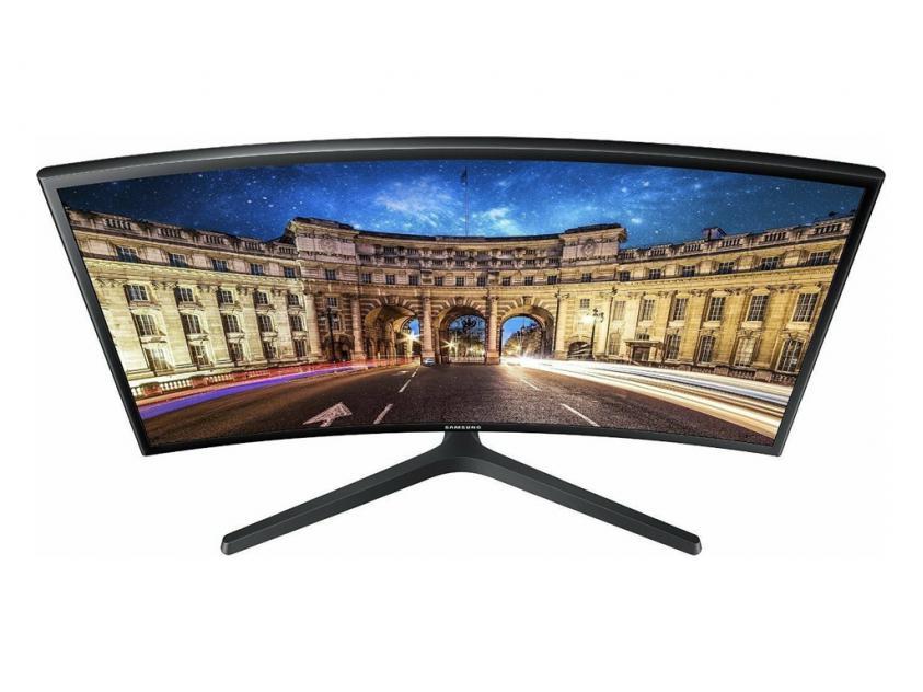 Gaming Οθόνη Samsung C27F396FHR 27-inch Curved (LC27F390FHRXEN)