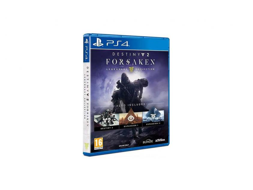 Destiny 2: Forsaken - Legendary Collection (PS4)