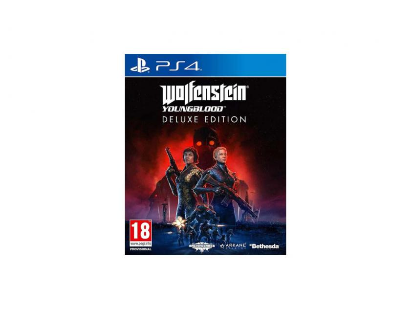Wolfenstein: Youngblood Deluxe Edition (PS4)