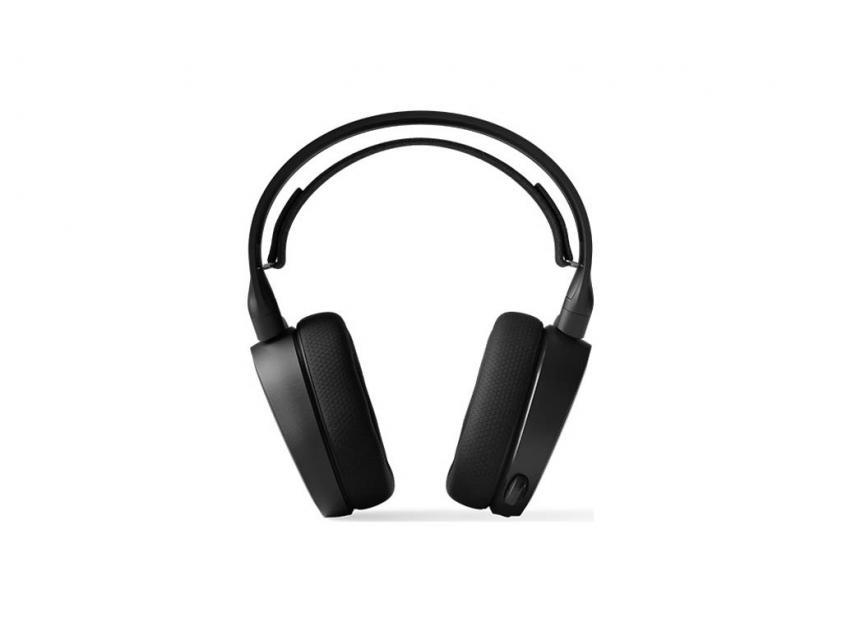 Gaming Ακουστικά SteelSeries Artics 3 2019 Edition Black (61503)
