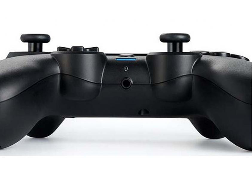 Controller Nacon Assymetric Black For PS4