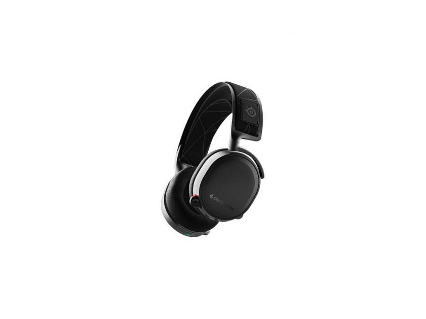 Gaming Ακουστικά SteelSeries Artics 7 2019 Edition Black (61505)