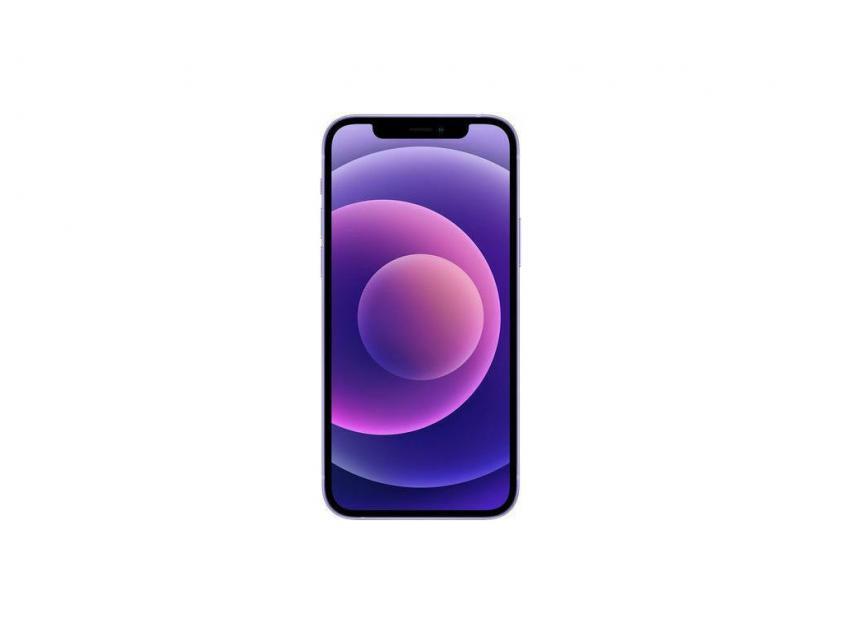Apple iPhone 12 mini 256GB Purple (MJQH3GH/A) *δεν συμπεριλαμβάνεται power adapter & Earpods*