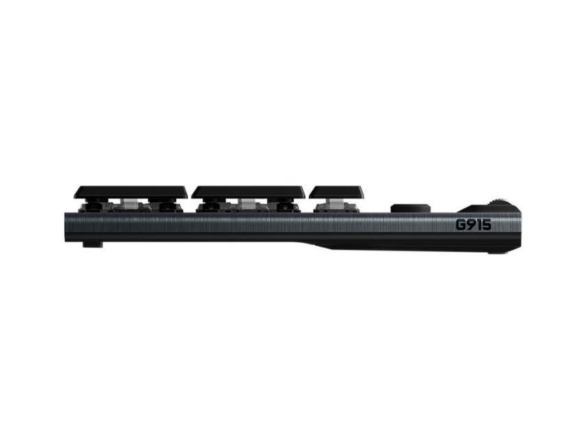 Gaming Mechanical Keyboard Logitech G915 Lightspeed US Layout (920-009111)