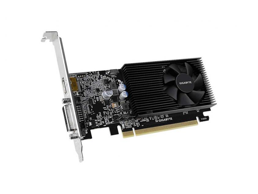 Κάρτα Γραφικών Gigabyte GeForce GT 1030 2GB (GVN103D42L-00-G)