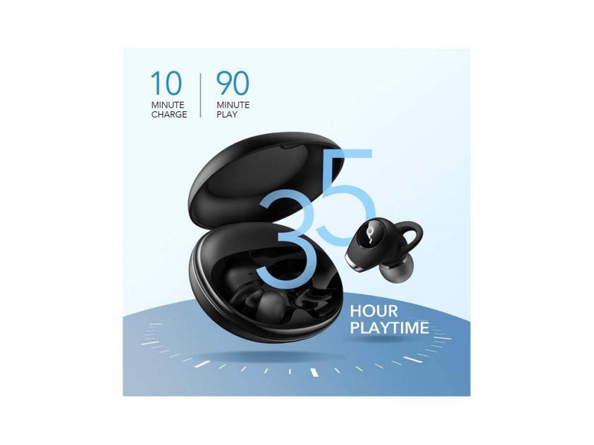 Ακουστικά Anker Soundcore Life Dote 2 Black (A3931G11)