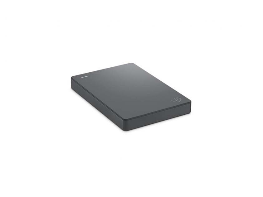 Εξωτερικός Σκληρός Δίσκος HDD Seagate Basic Black 1TB USB 3.0 (STJL1000400)
