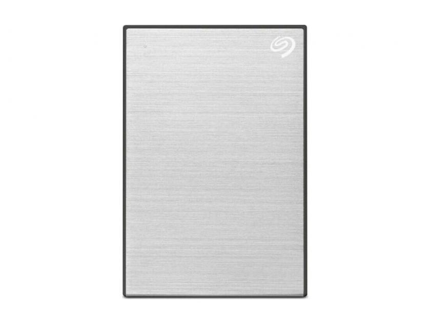 Εξωτερικός Σκληρός Δίσκος HDD Seagate OneTouch Silver 4TB USB 3.0 (STKC4000401)