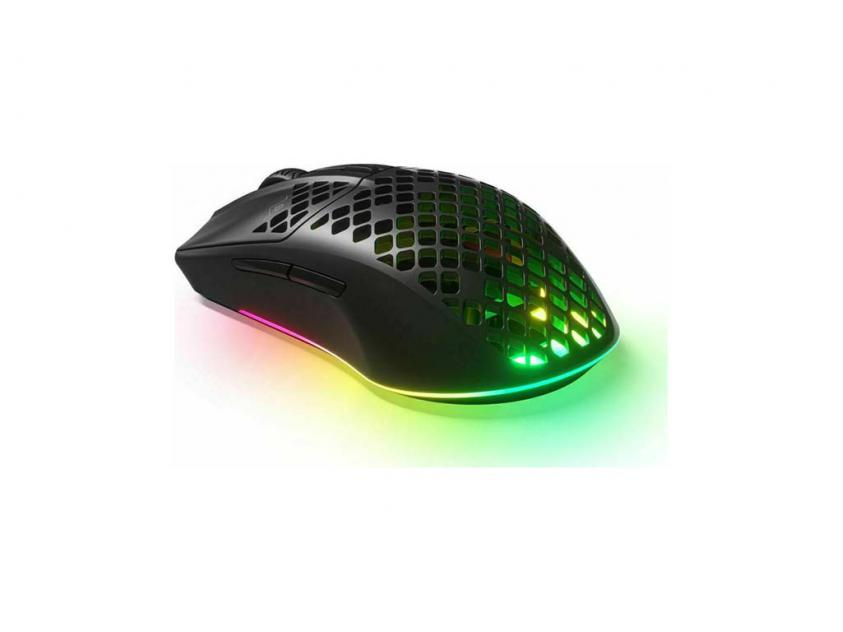 Gaming Mouse SteelSeries Aerox 3 Wireless Black