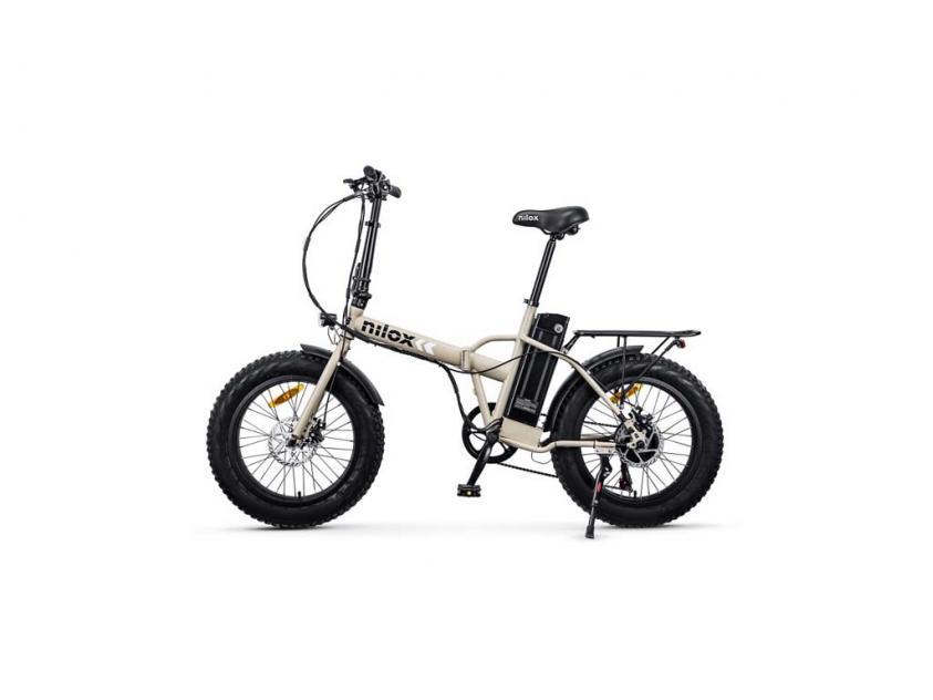 Ηλεκτρικό Ποδήλατο Nilox Doc E-BIKE X8 (30NXEB20V002V2)