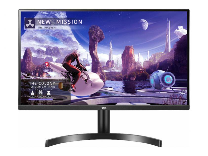 Gaming Οθόνη LG 27QN600-B 27-inch (27QN600-B)