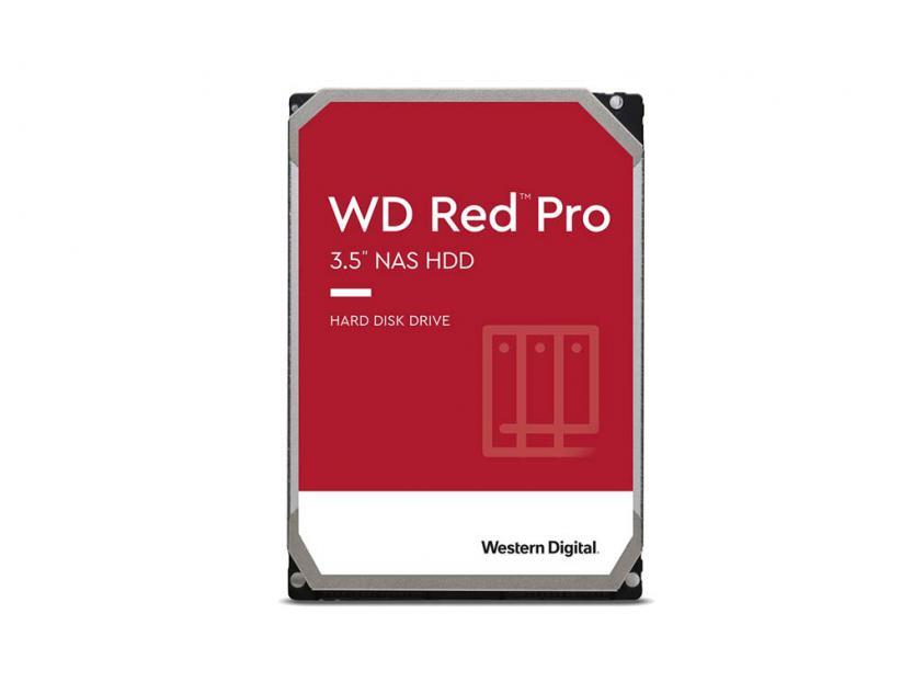 Εσωτερικός Σκληρός Δίσκος HDD Western Digital Red Pro 16TB SATA III 3.5-inch (WD161KFGX)