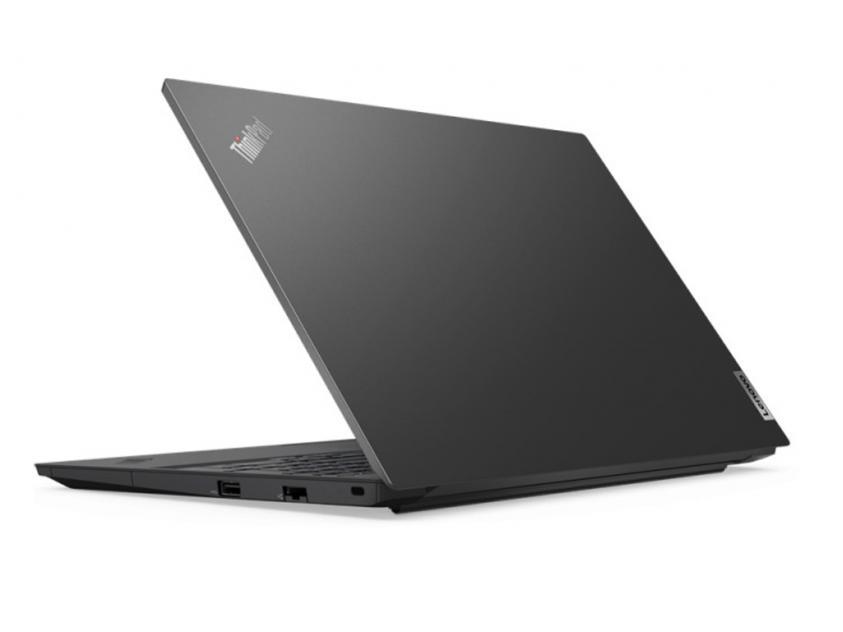 Laptop Lenovo ThinkPad E15 15.6-inch i5-1135G7/8GB/256GB/W10P/3Y/Black (20TES09C00)