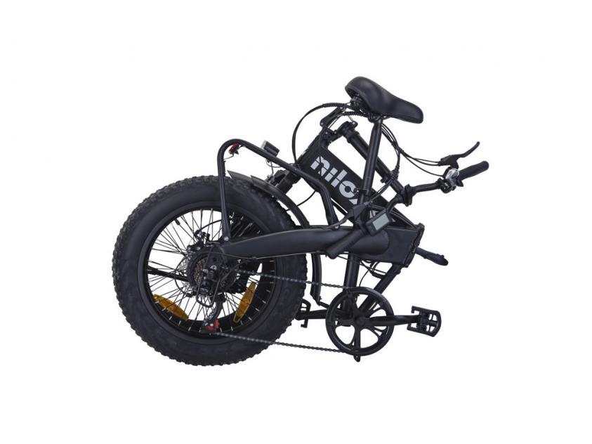 Ηλεκτρικό Ποδήλατο Nilox Doc E-Bike J4 (30NXEB207V001V2)