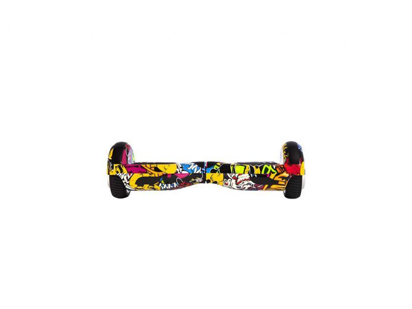 Hoverboard UrbanGlide 65Lite & Kart Pilot Multicolor Bundle (URBGY57317)