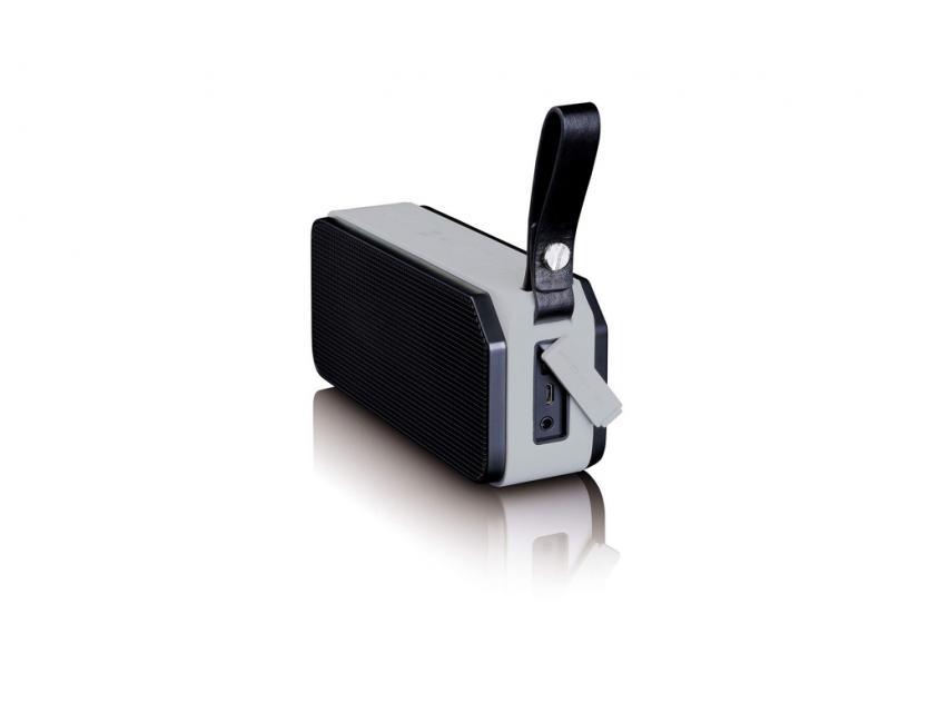 Φορητό Ηχείο Lenco BT191 Black (LEN-BT191-BLA)