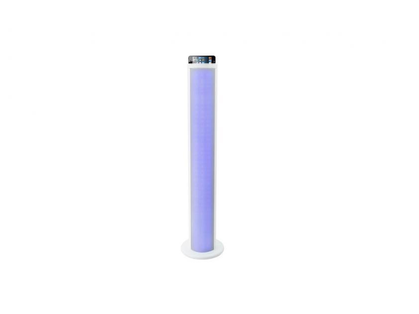 Φορητό Ηχείο Lenco Tower BTL450 White Bluetooth (LEN-BTL450-White)