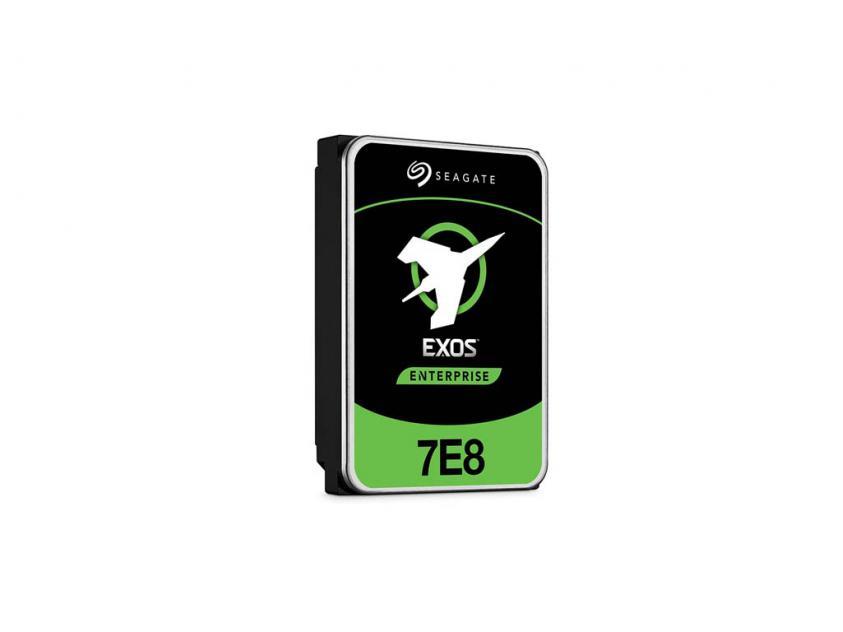 Εσωτερικός Σκληρός Δίσκος HDD Seagate Exos 7E8 1TB SAS 3.5-inch (ST1000NM001A)