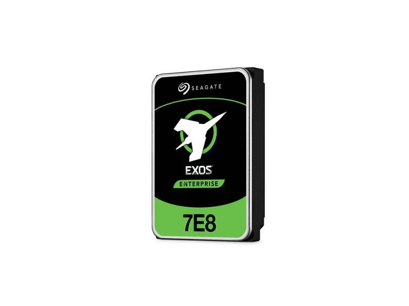 Εσωτερικός Σκληρός Δίσκος HDD Seagate Exos 7E8 512E 4TB SATA III 3.5-inch (ST4000NM002A)