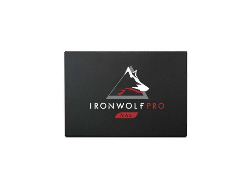 Εσωτερικός Σκληρός Δίσκος SSD Seagate Ironwolf Pro 125 NAS 480GB 2.5-inch (ZA480NX1A001)