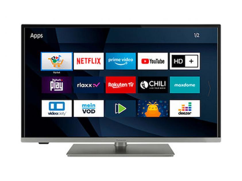 Τηλεόραση Panasonic 24-inch HD Smart TX-24JS350E (5025232916825)