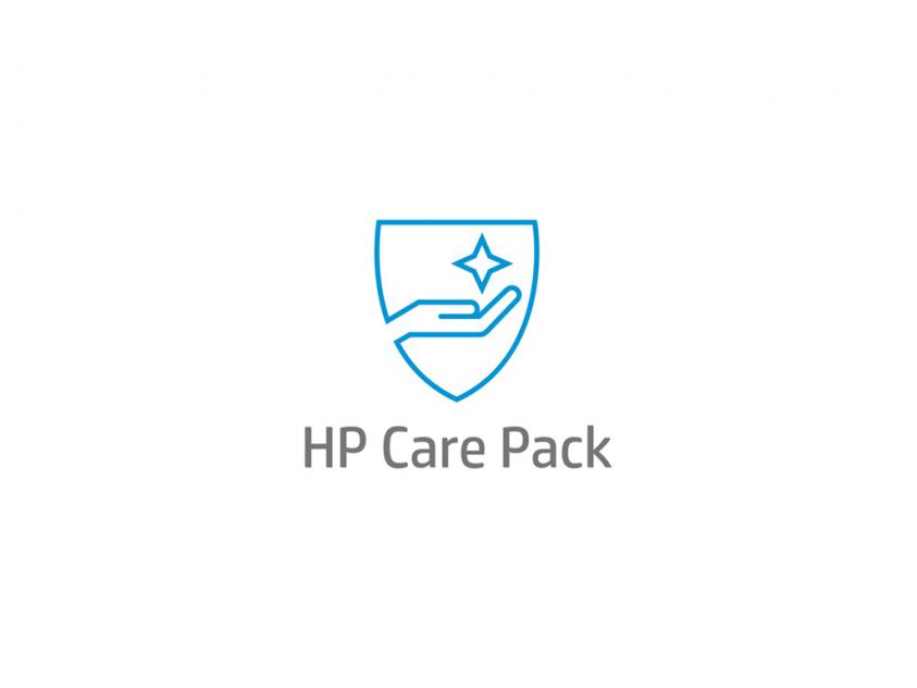 HP CP Plus 4Y NBD Exchange Service For LaserJet Printers (U13FDE)