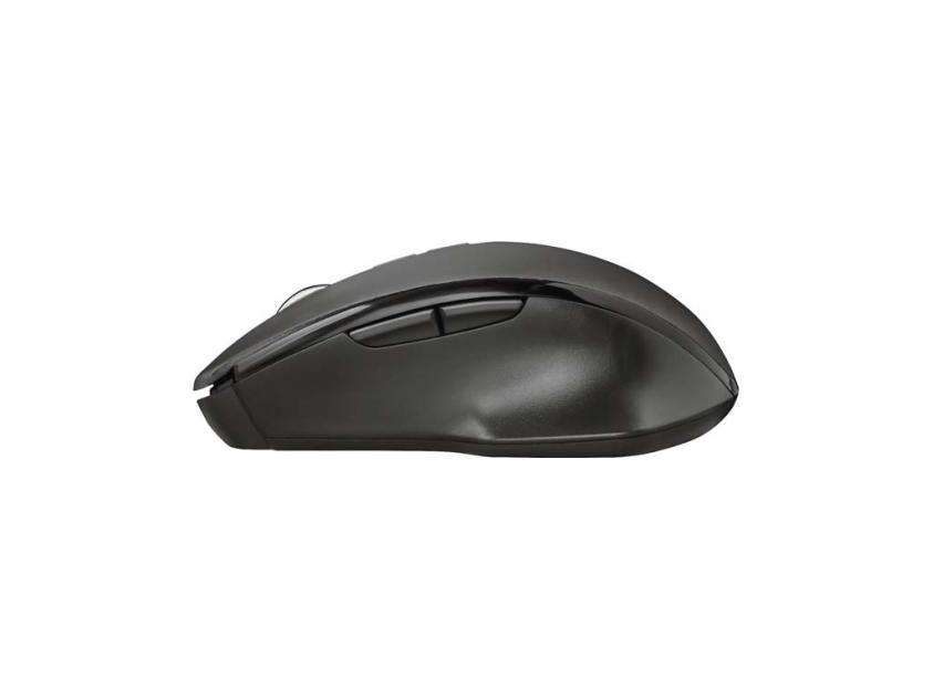 Ποντίκι Trust Themo Black Wireless (23340)