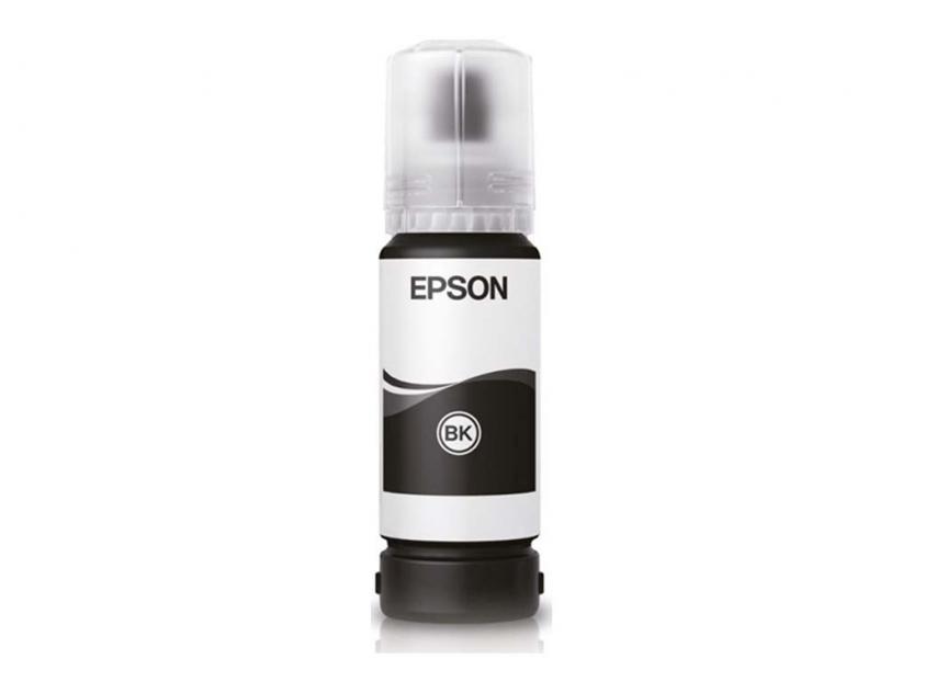 Μελάνι Epson 115 Black 6200Pgs (C13T07C14A)