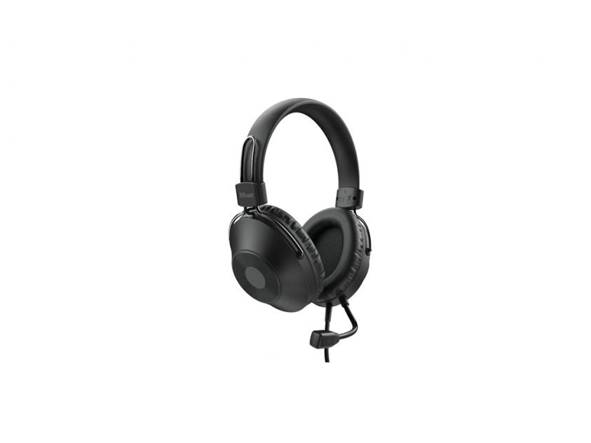 Ακουστικά Trust HS-250 (24185)