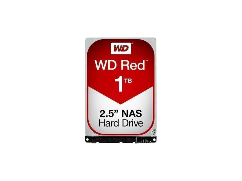 Εσωτερικός Σκληρός Δίσκος HDD Western Digital Red Plus 1TB SATA III 2.5-inch (WD10JFCX)