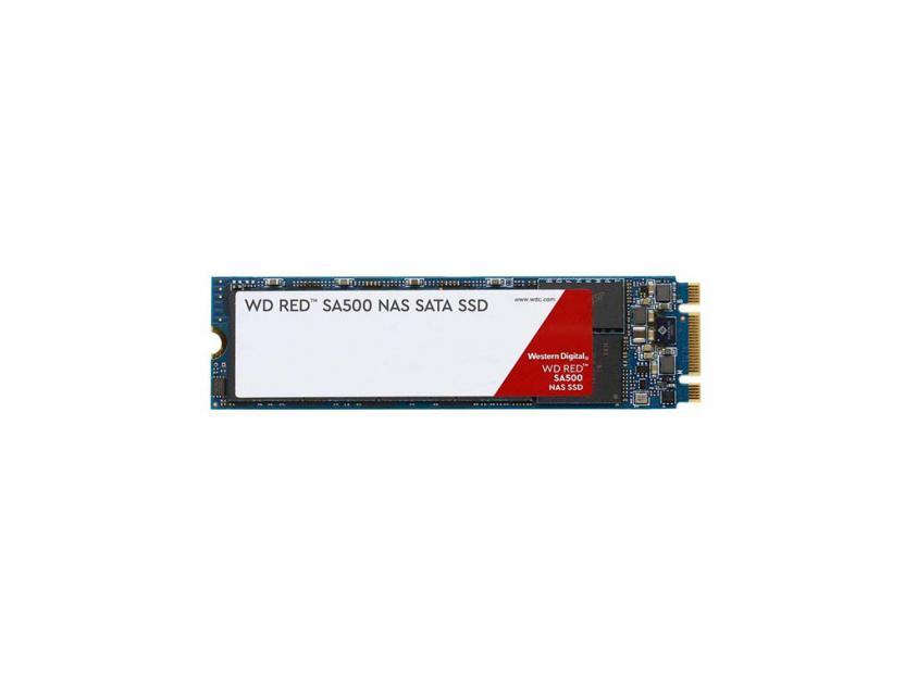 Εσωτερικός Σκληρός Δίσκος SSD Western Digital SA500 Red 1TB M.2 (WDS100T1R0B)