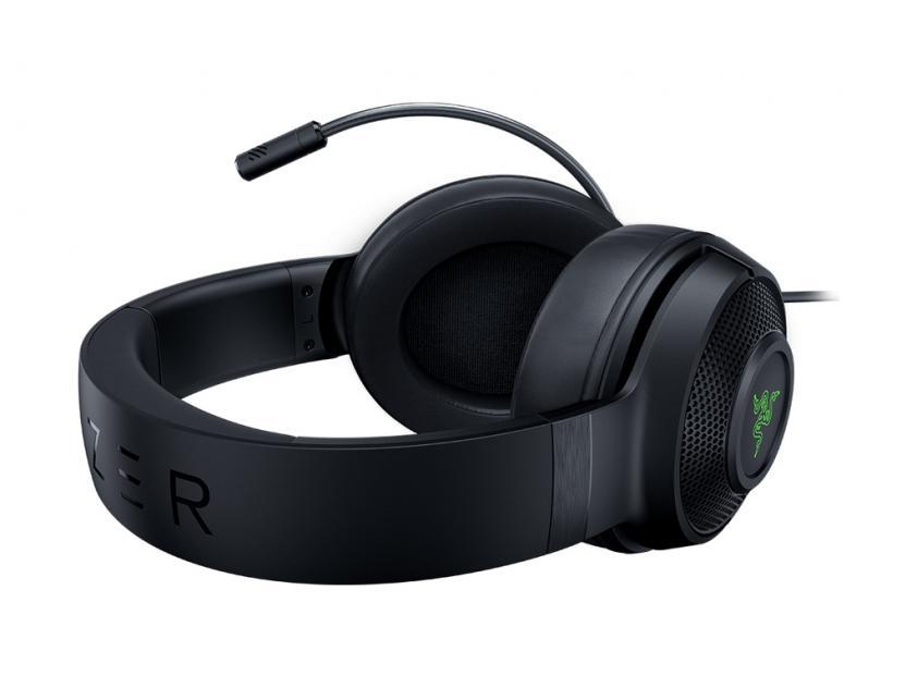 Gaming Ακουστικά Razer Kraken V3 X USB (RZ04-03750100-R3M1)