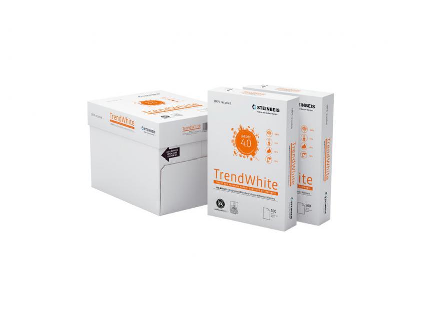 Χαρτί TrendWhite Α3 80g 5x500 Sheets Box (TRENDBOXA3)