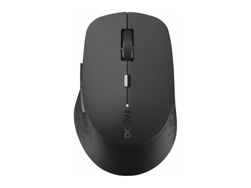 Ποντίκι Rapoo M300 Silent Dark Grey (18048)