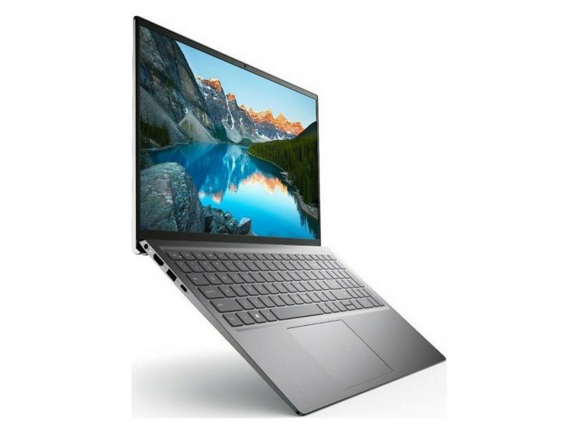 Laptop Dell Inspiron 5510 15.6-inch i7-11370H/8GB/512GB/W10P/1Y/Silver (INSP5510I78G512GWP)