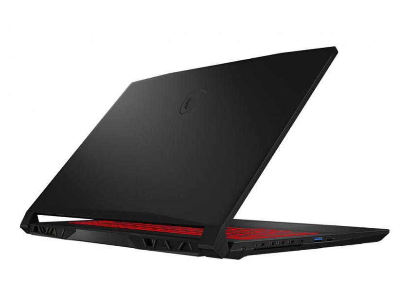 Gaming Laptop MSI Katana GF66 11UC 15.6-inch i5-11400H/8GB/512GB/GeForce RTX 3050/W10H/2Y/Black (9S7-158212-296)
