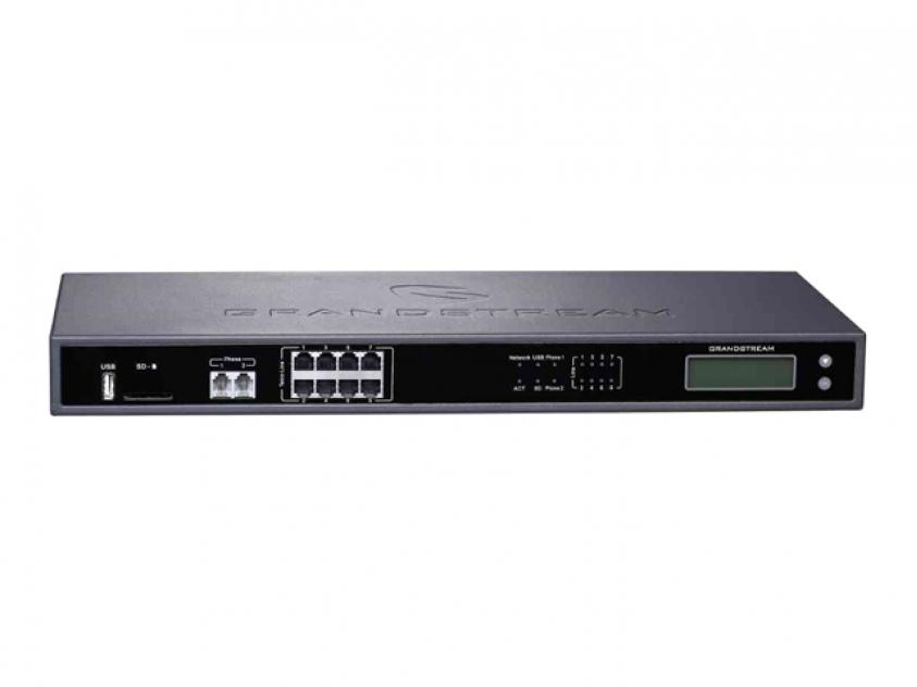 IP PBX Grandstream UCM6208 (GSTR-0084)