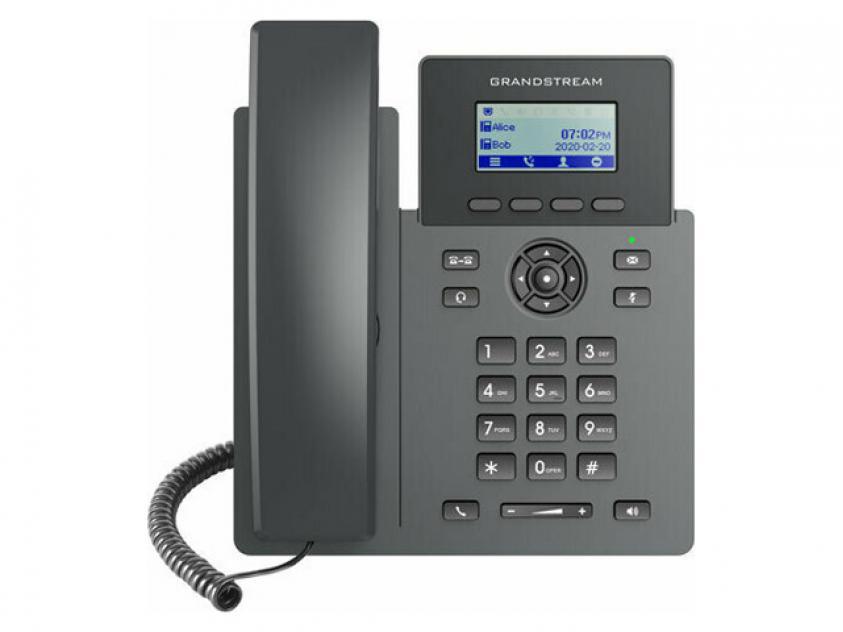 Τηλέφωνο IP Grandstream GRP2601P (GSTR-0177)