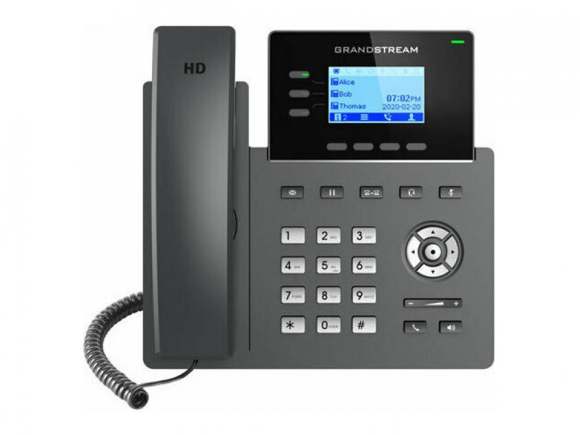 Τηλέφωνο IP Grandstream GRP2603P (GSTR-0179)