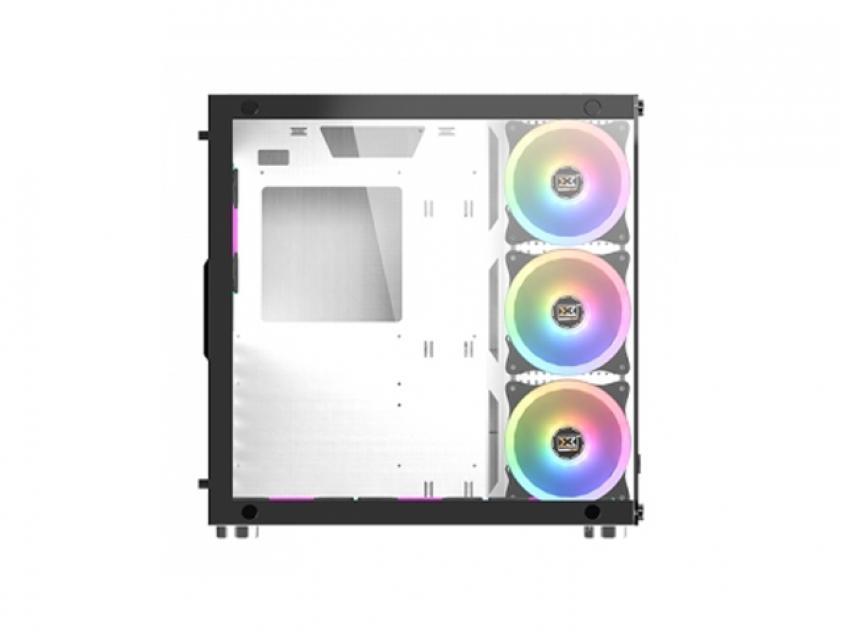 Κουτί Xigmatek Aquarius Plus White (AQUARIUS/WT)