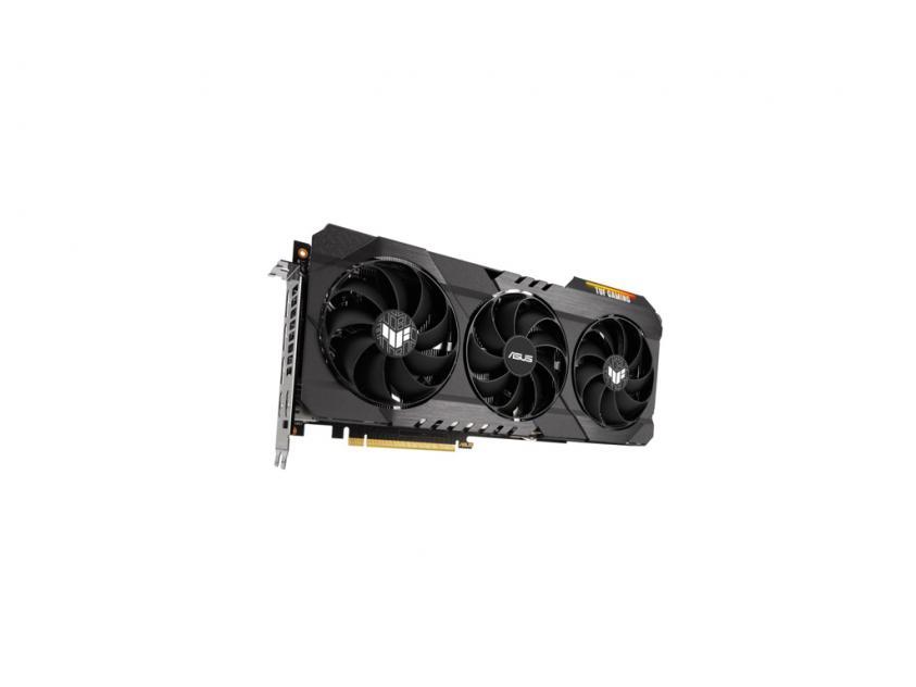 Κάρτα Γραφικών VGA Asus GeForce RTX 3070 Ti 8GB TUF OC (90YV0GY0-M0NA00)