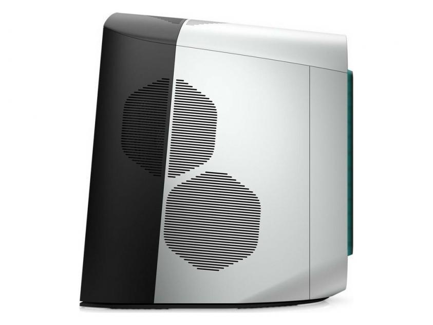 Gaming Desktop Dell Alienware Aurora R12 MT i7-11700KF/32GB/1TBSSD/2TBHDD/GeForce RTX 3070/W10P/2Y/Lunar Light (471456755)
