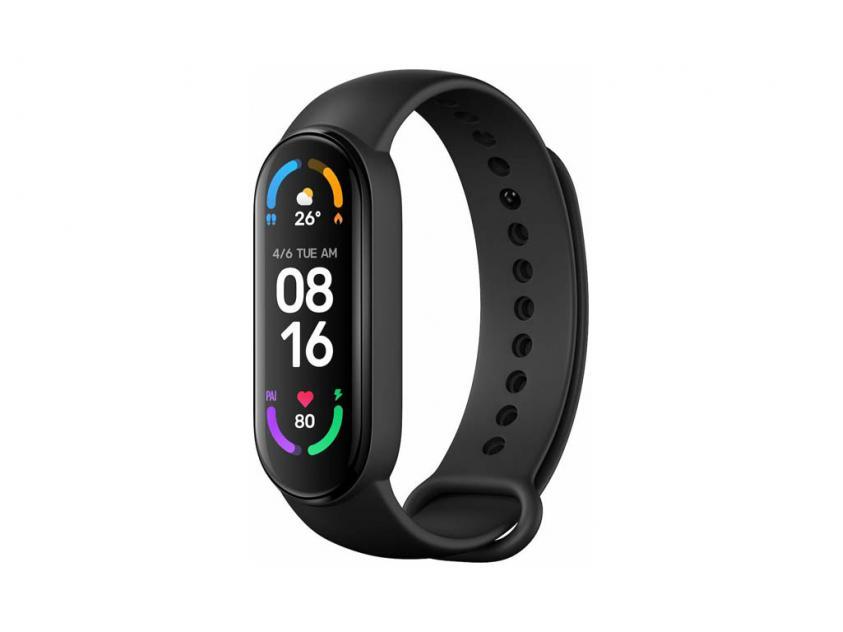 Activity Tracker Xiaomi Mi Smart Band 6 Black (BHR4951GL)