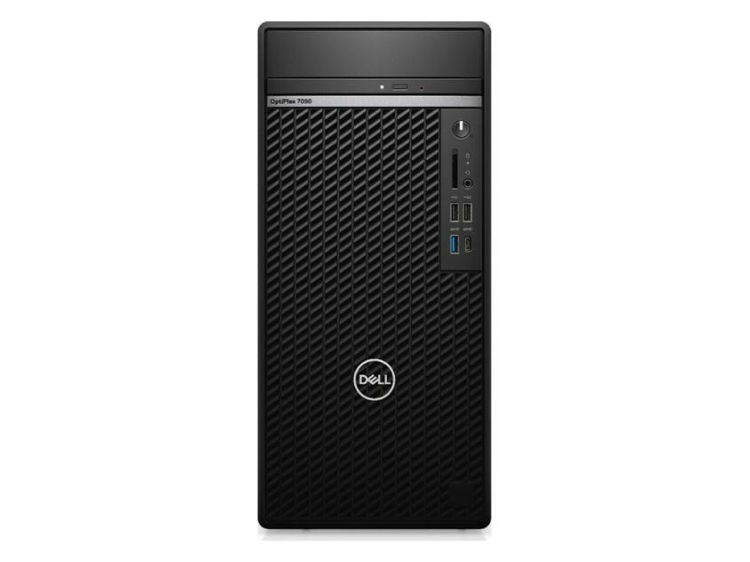 Desktop Dell Optiplex 7090 MT i5-10505/8GB/256GB/W10P/5Y (N204O7090MT)
