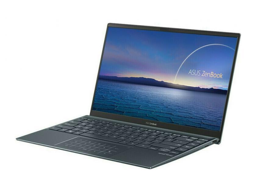 Laptop Asus Zenbook 13 UX325EA 13.3-inch i5-1135G7/8GB/512GB/W10H/2Y (90NB0SL1-M08820)