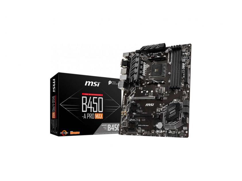 Μητρική MSI B450-A Pro Max (911-7B86-022)