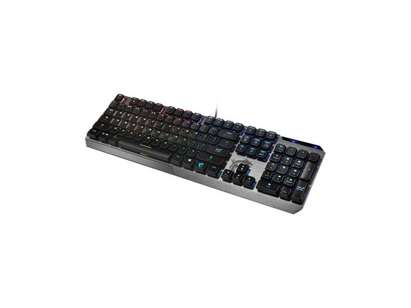 Gaming Mechanical Keyboard MSI Vigor GK50 Low Profile US Layout (S11-04US254-GA7)