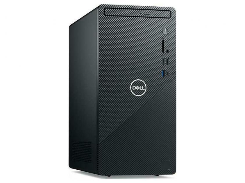 Desktop Dell Inspiron 3891 MT i5-10400/8GB/256GBSSD/1TBHDD/W10P/3Y (471460011)