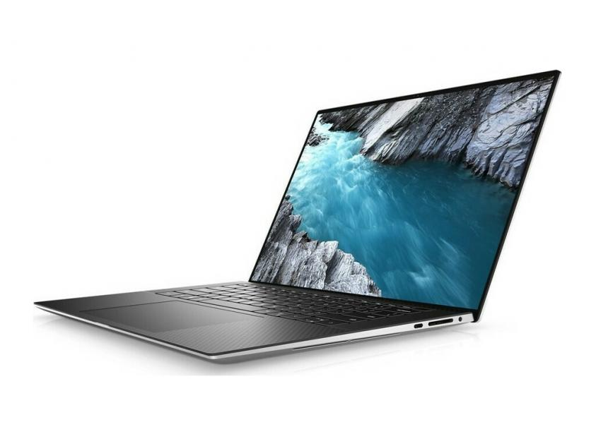 Laptop Dell XPS 15 9510 15.6-inch Touch i7-11800H/16GB/1TB/GeForce RTX 3050 Ti/W10P/2Y/Platinum Silver (471459998)