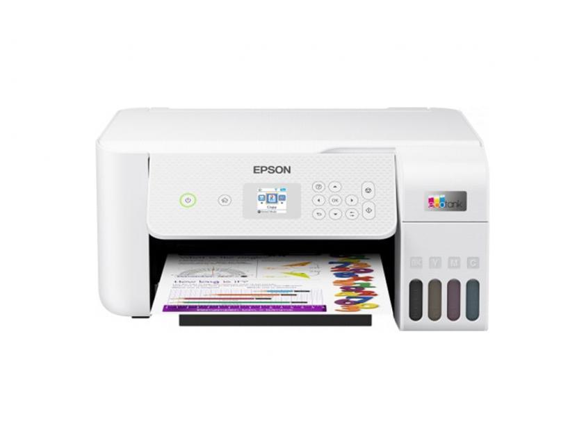 Πολυμηχάνημα Epson EcoTank L3266 (C11CJ66412) (Cashback 30 €)